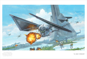 Scarif Striker by Bryan Snuffer | Star Wars