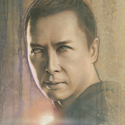 Timeless Series: Chirrut Imwe by Jerry Vanderstelt