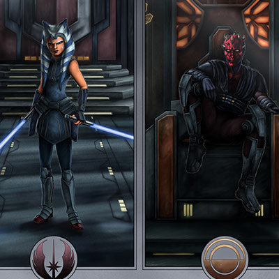 Face Off On Mandalore