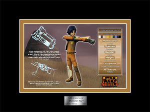 Ezra Bridger Character Key | Star Wars