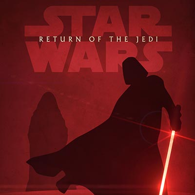 Return of the Jedi by Jason Christman | Star Wars
