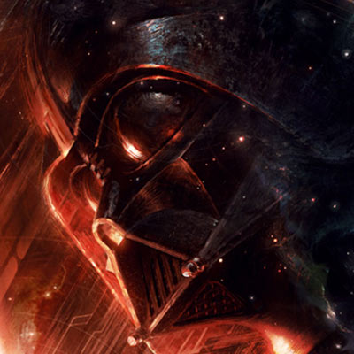 Forged in Darkness by Raymond Swanland | Star Wars