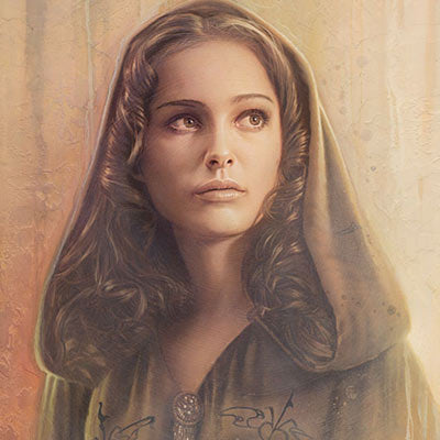 Timeless Series: Padme by Jerry Vanderstelt | Star Wars