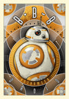 BB-8 Astromech Droid by Mike Kungl | Star Wars