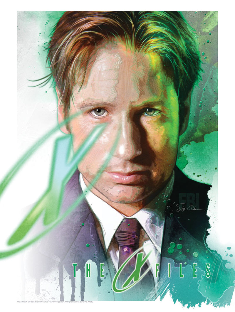 I Want to Believe by Steve Anderson | The X-Files