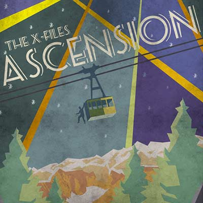 Ascension by J.J. Lendl | The X-Files
