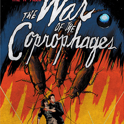 War of the Coprophages by J.J. Lendl | The X-Files