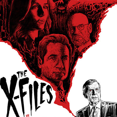 My Struggle III by J.J. Lendl | The X-Files