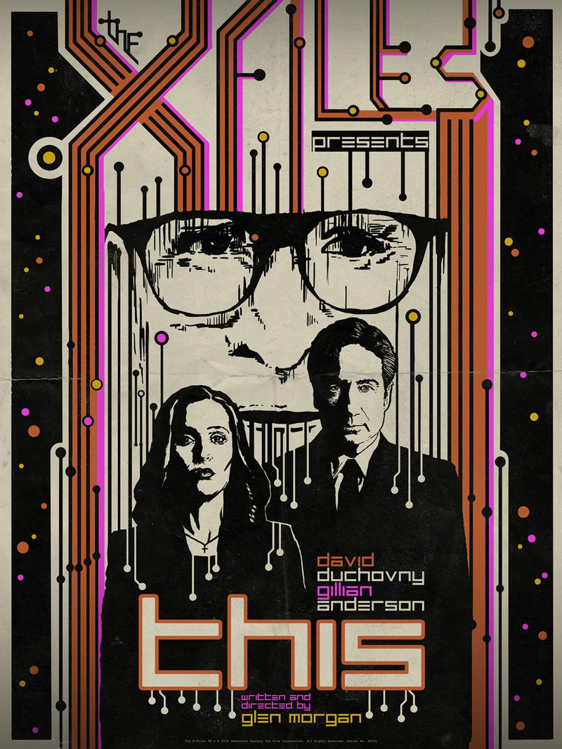 This by J.J. Lendl | The X-Files