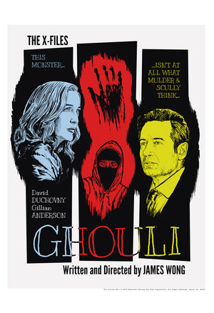 Ghouli by J.J. Lendl | The X-Files