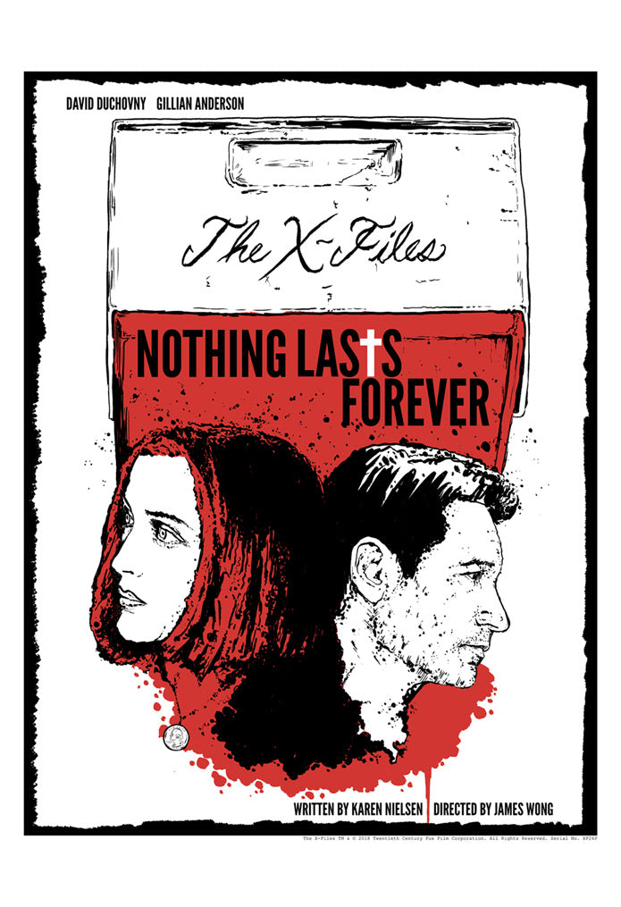 Nothing Lasts Forever by J.J. Lendl | The X-Files