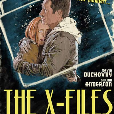 My Struggle IV by J.J. Lendl | The X-Files