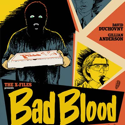 Bad Blood by J.J. Lendl | The X-Files