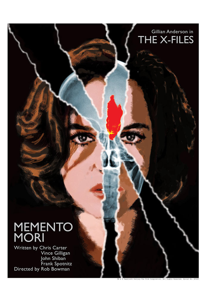 Memento Mori by J.J. Lendl | The X-Files thumb