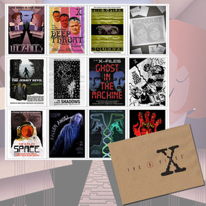 X-Files Season One, Set 1 by J.J. Lendl | The X-Files