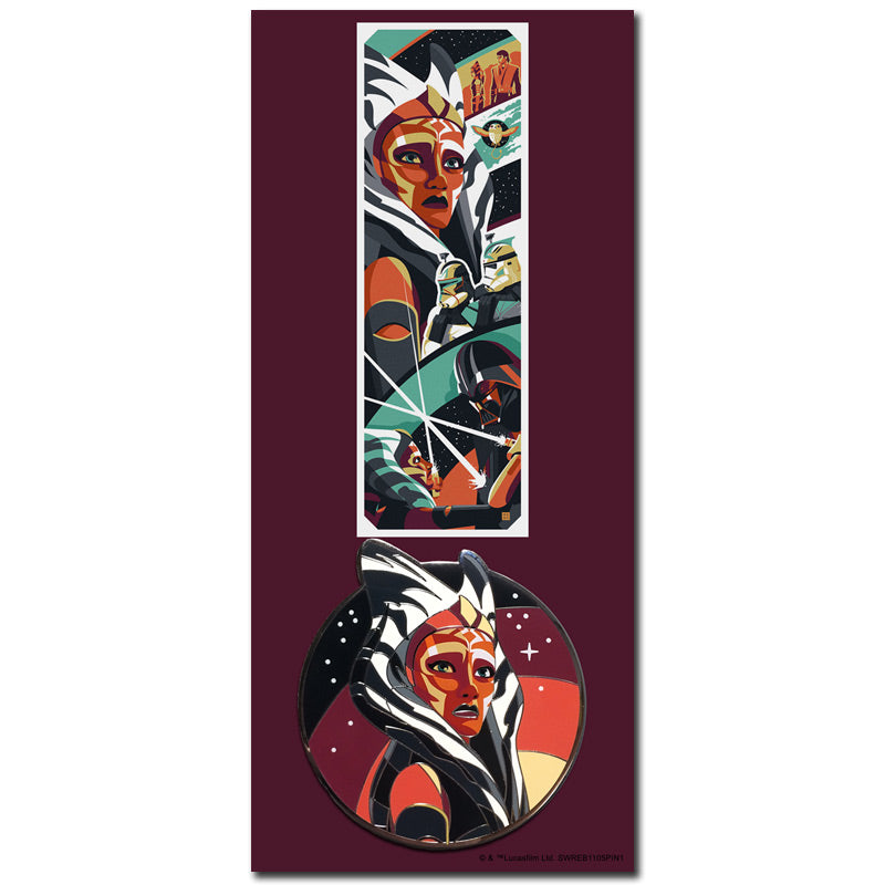 The Apprentice (Ahsoka) Collectible Pin