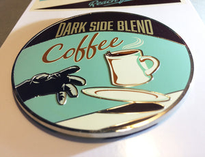 Dark Side Blend Collectible Pin