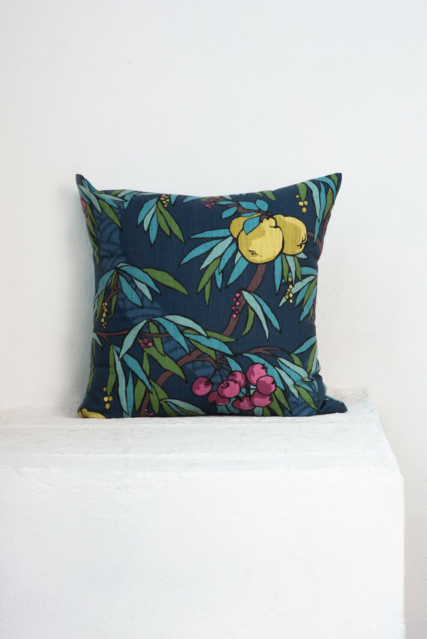 Custom Pillow in Madcap Cottage
