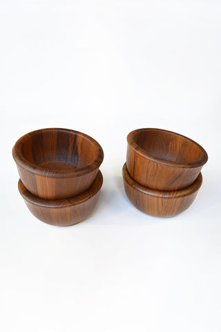 SALVAGE STYLE Vintage Dansk Bowl Set