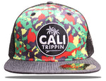 The Rasta Camo Hat
