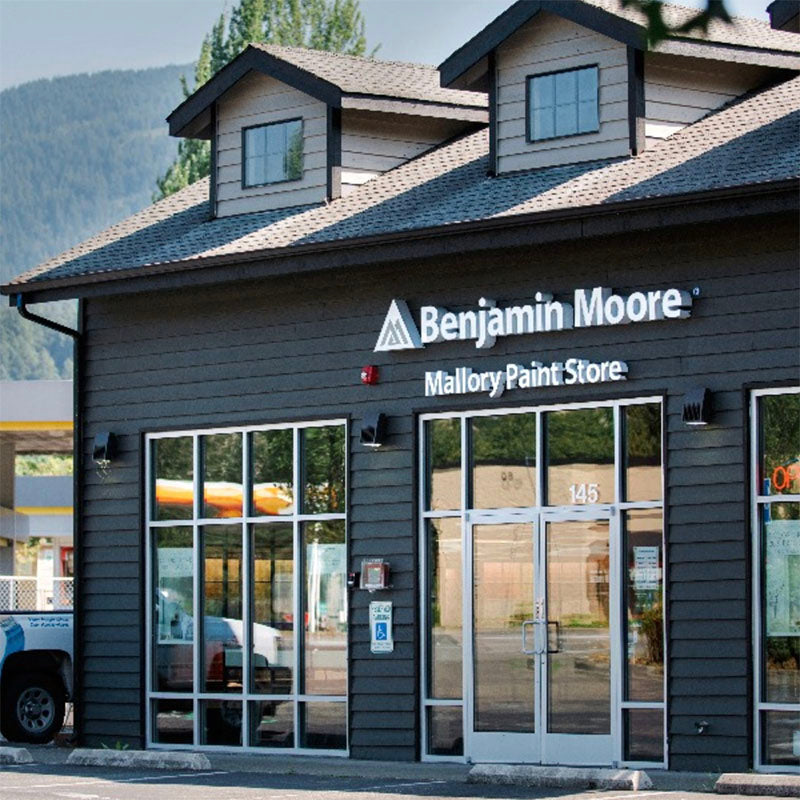 Shop Benjamin Moore Paint in Washington and IDaho at Mallory Paint Store.