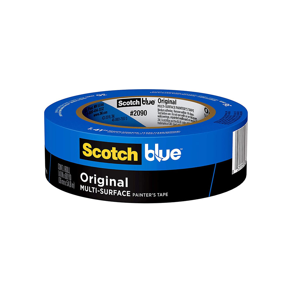 "1.5"" Blue Masking Tape available at Mallory Paint Store, Washington and Idaho, USA."
