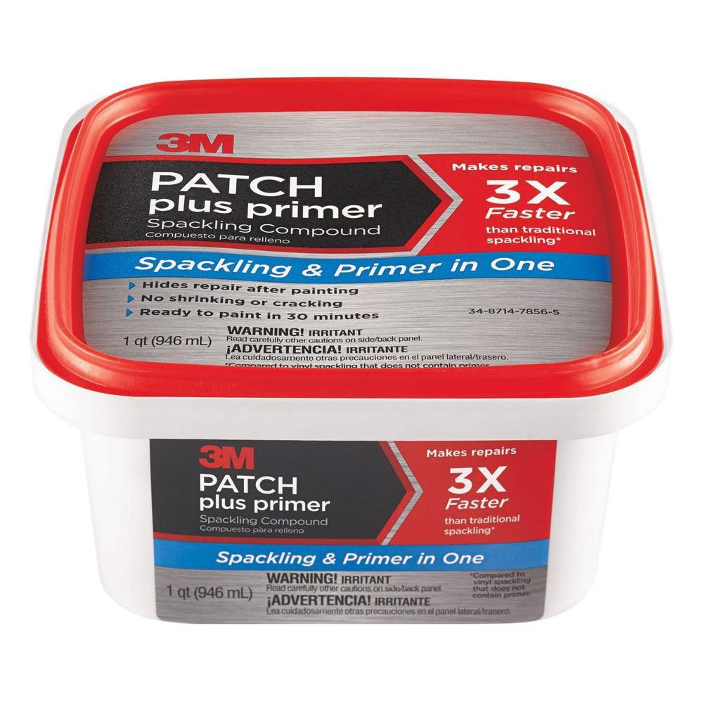 3M Spackling Patch Plus Primer  available at Mallory Paint Store, Washington and Idaho, USA.