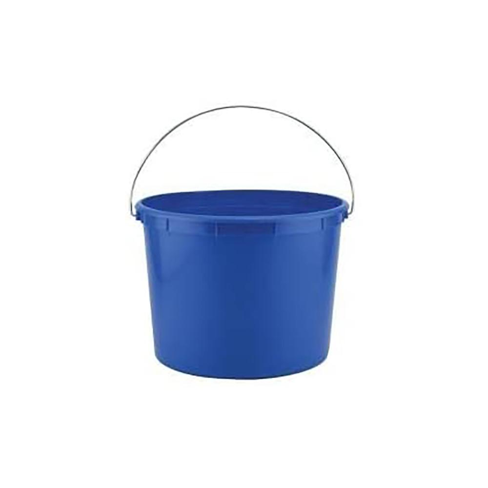 2 1/2 Quart Leaktite Promo Blue Pail, available at Mallory Paint Store in WA & ID.
