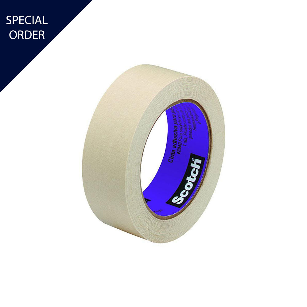 3M 2040 60 yards of Masking Tape, available at Mallory Paint Store, Washington and Idaho, USA.