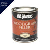 Old Masters Woodgrain Filler Quart available at Mallory Paint Store in WA & ID.