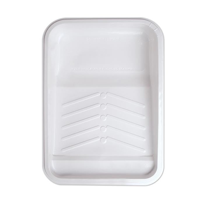"9"" premier white paint tray liner, available at Mallory Paint Stores in Washington State and Idaho."