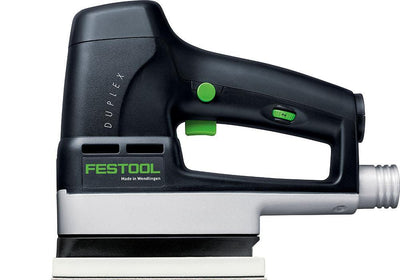 Festool LS 130 EQ Linear Detail Sander side view at Colorize, INC.