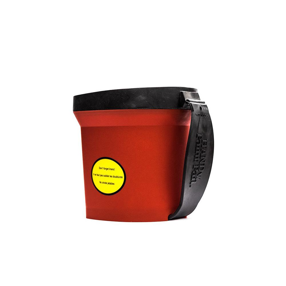 HANDy Paint Pail side view, available at Mallory Paint Store in WA & ID.