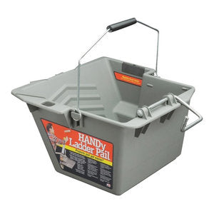 Bercom Handy Ladder Pail Gray 4500-CT, available at Mallory Paint Store in WA & ID.