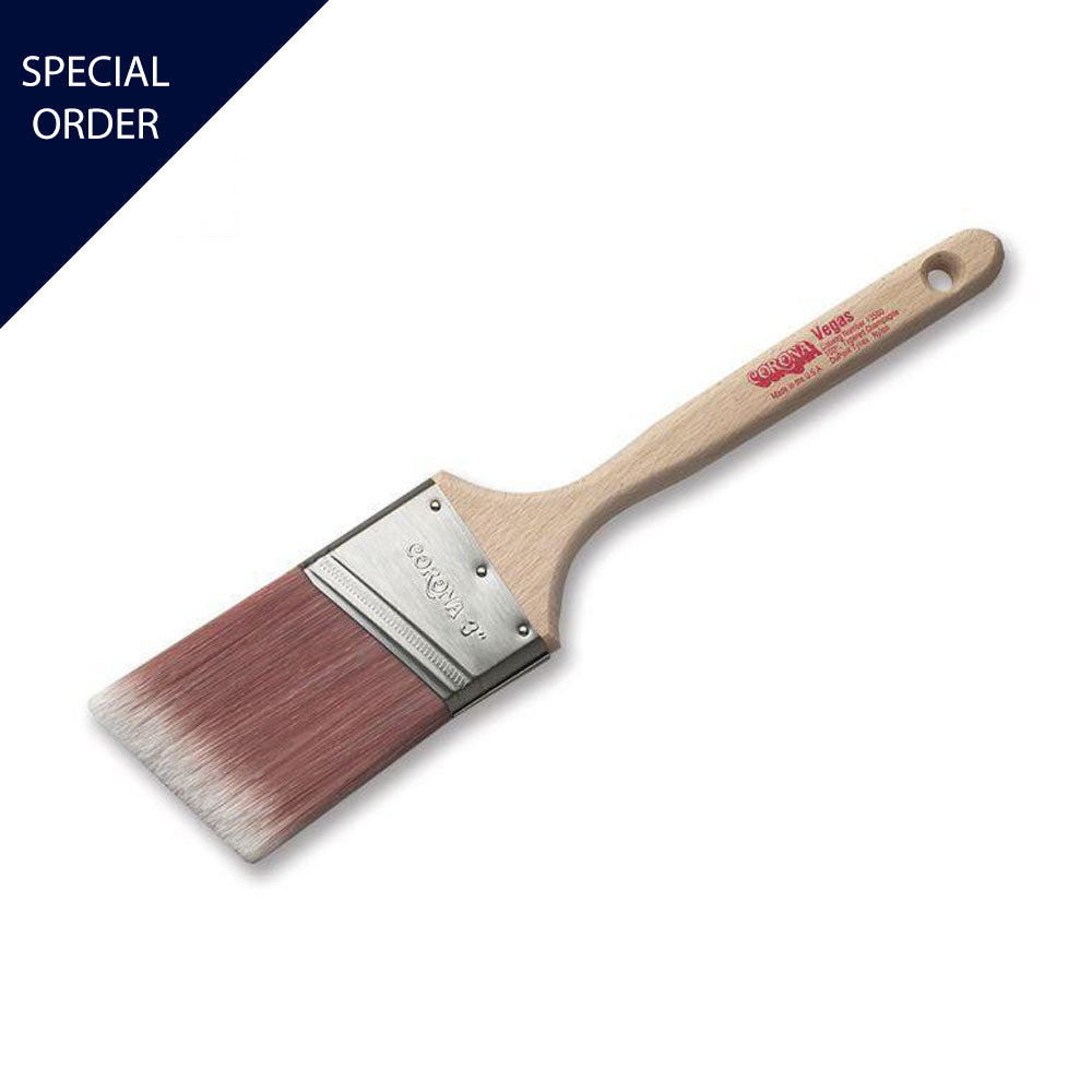 Corona Vegas Paint Brush, available at Mallory Paint Store in WA & ID.