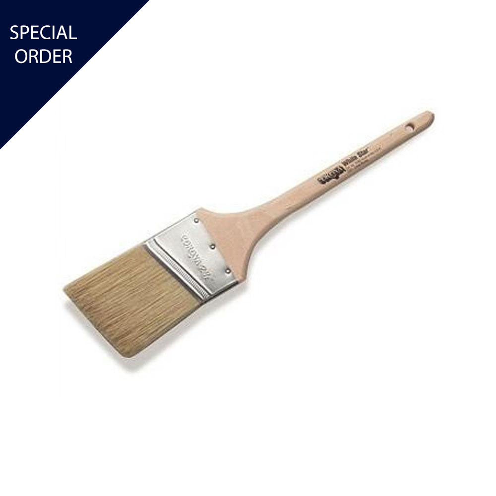 Corona White Star Brush available at Mallory Paint Store, Washington and Idaho, USA.