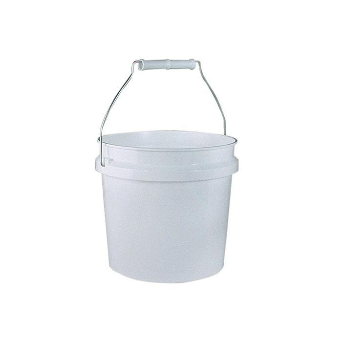 1 Gallon White Pail, available at Mallory Paint Store in WA & ID.