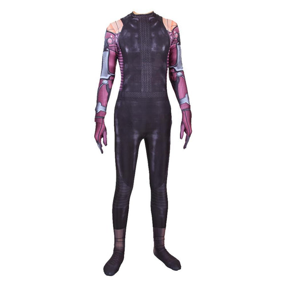 Battle Angel Alita Costume Cosplay Lycra Spandex Bodysuit
