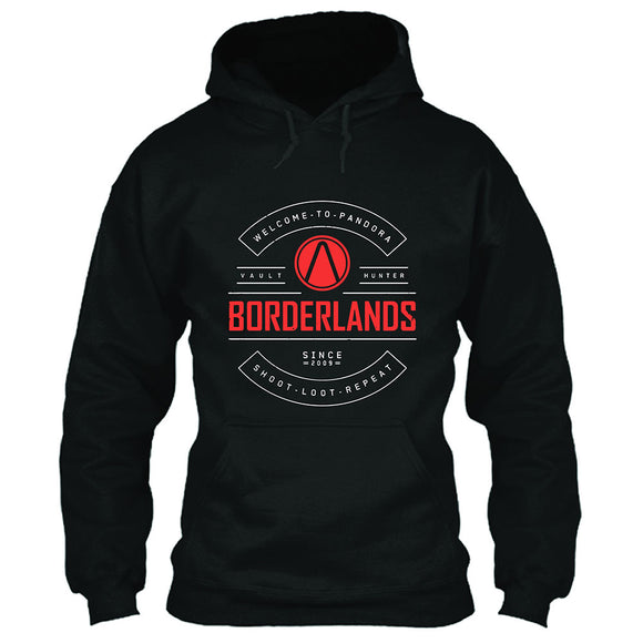 Unisex Vedio Game Hoodies Borderlands Pullover 3D Print Jacket Sweatshirt