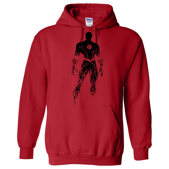 Unisex The Flash Hoodies Barry Allen Printed Pullover 3D Print Jacket Sweatshirt
