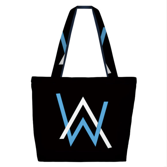 Alan Walker Printed Environmental Canvas Tote Bag