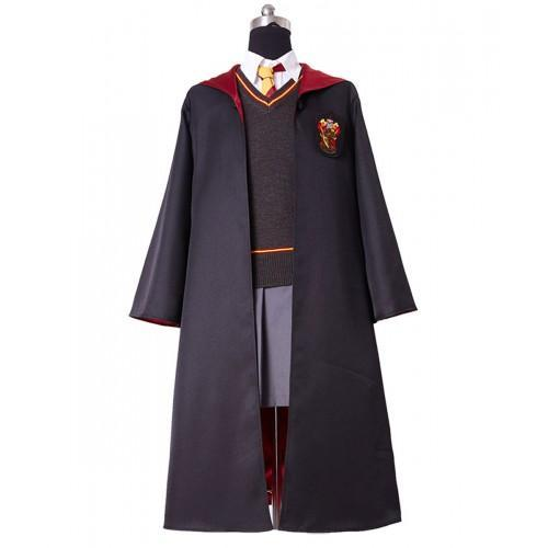 Halloween Harry Potter Hermione Granger Gryffindor Uniform For Cosplay