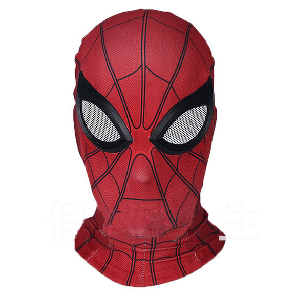 Unisex Spider-Man:Homecoming Spandex Adult Cosplay Mask
