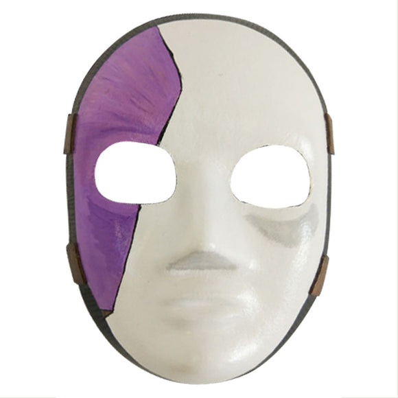 Sally Prosthetic Face Mask Cosplay Horrible Prop Mask Gift Accessory