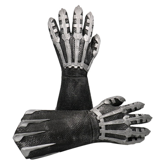 Black Panther Latex Gloves Decoration Theme Party Props Halloween Costume Accessory