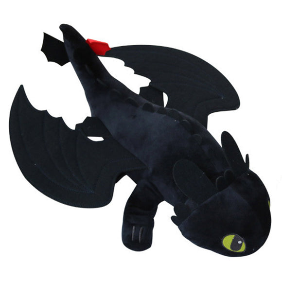 How to Train Your Dragon Toothless Stuffed Animal Plush Doll Toy