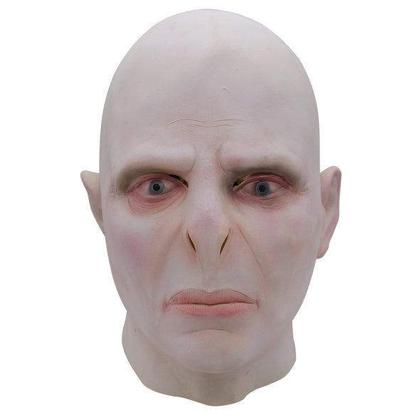Harry Potter Voldemort Deluxe Adult Latex Mask Halloween Costume Accessory
