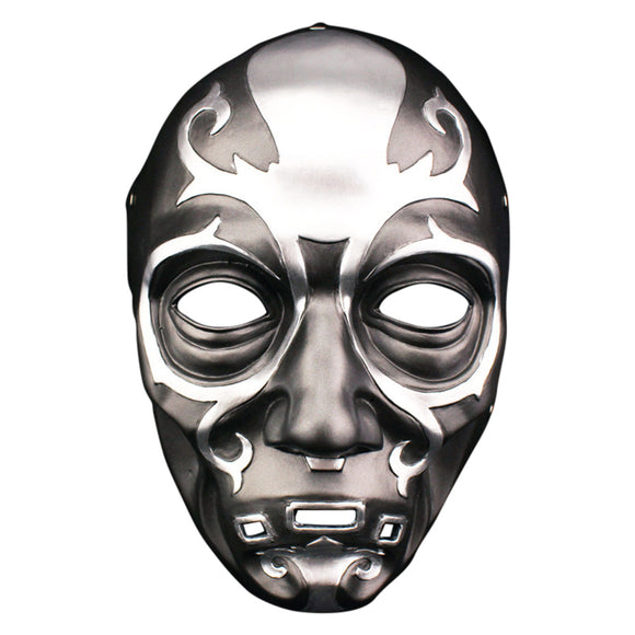 Halloween Resin Movie Replica Harry Potter Death Eater Mask Party Cosplay Film Props