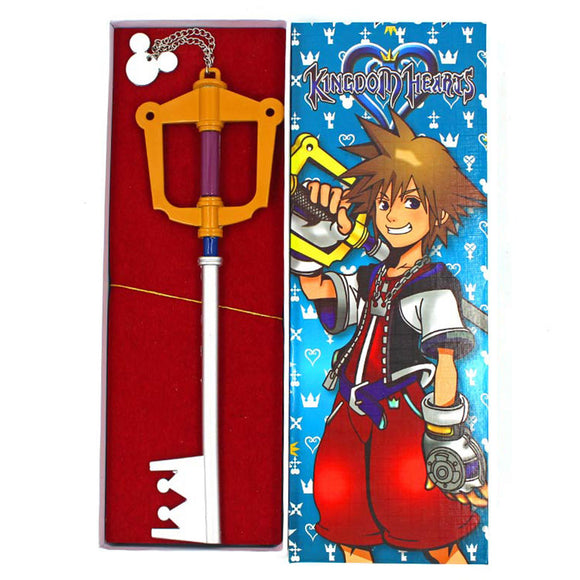 Kingdom Hearts Collectible Full Size Replica of Sora's Kingdom Key Keyblade