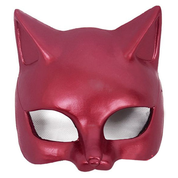 Women's Persona Panther Ann Takamaki Phantom Thief Cosplay Mask